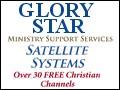 GloryStar Satellite Systems - logo