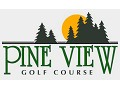 Pine View Golf Course - logo