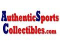 Authentic Sports Memorabilia - logo
