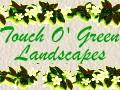 A Touch O' Green Landscapes LLC. - logo