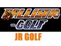 Ballistic Golf - logo