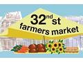 32nd St Farmers Market - logo